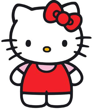 Hello Kitty is a trademark of Sanrio