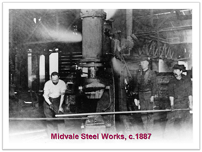 Midvale Steel Works