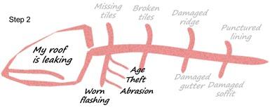 Fishbone (or Ishikawa) Analysis Step 2