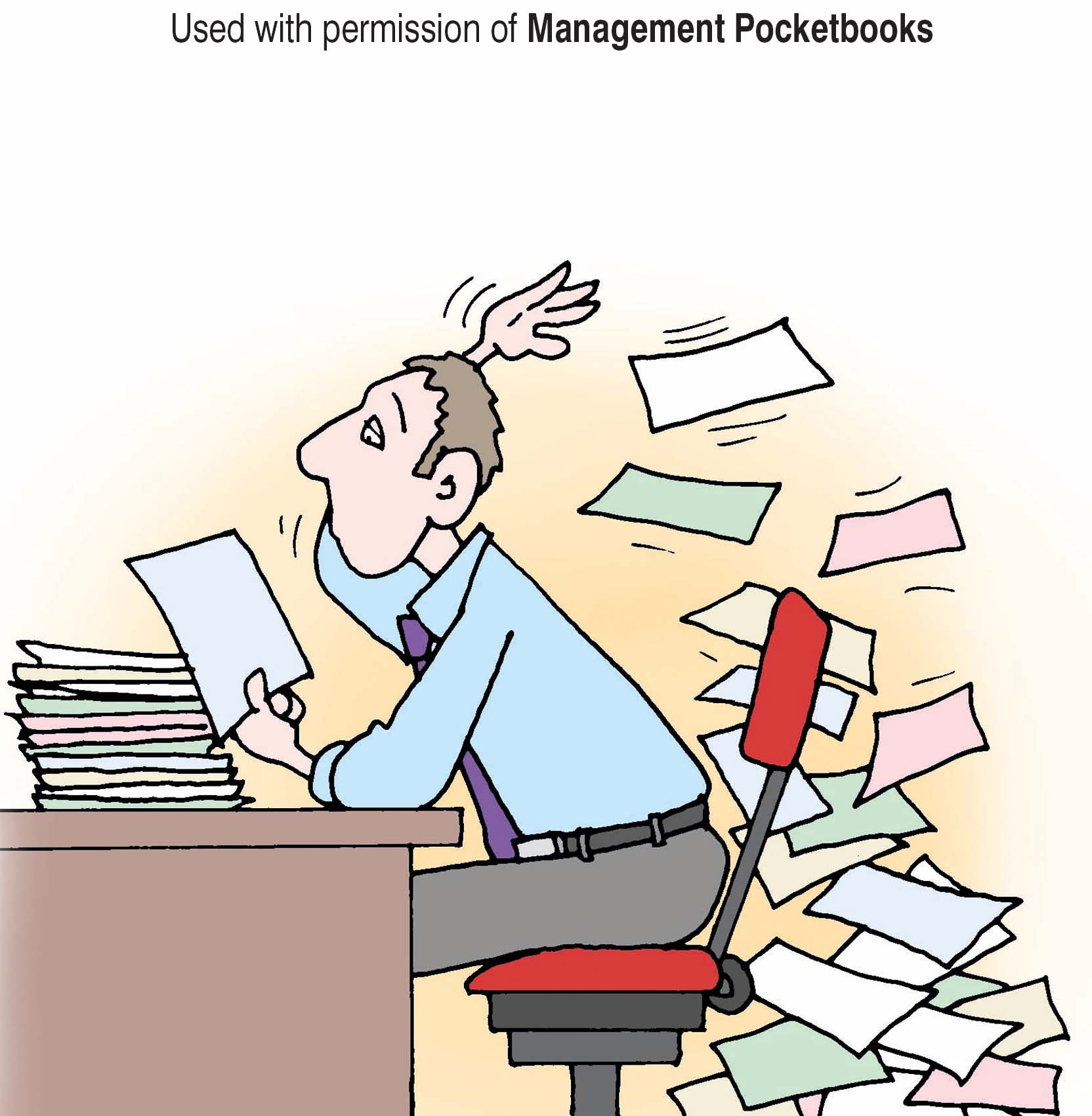 Free cartoons - Management Pocketbooks