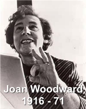 Joan Woodward