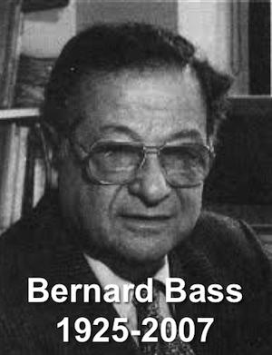 Bernard Bass