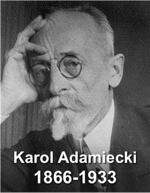 Karol Adamiecki 1866-1933