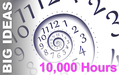 10,000 Hours and Deliberate Practice
