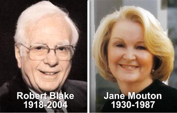 Robert Blake & Jane Mouton