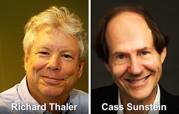 Richard Thaler & Cass Sunstein