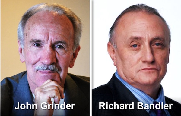 John Grinder and Richard Bandler: NLP