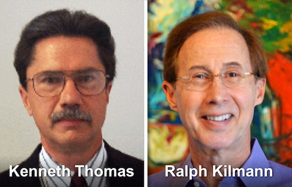 Kenneth Thomas & Ralph Kilmann - Conflict Modes