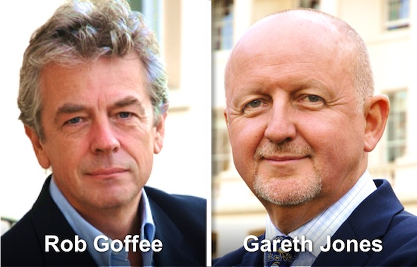 Rob Goffee & Gareth Jones - Authentic Leadership