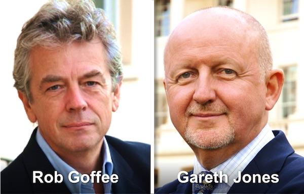 Rob Goffee & Gareth Jones - Authentic Leadership