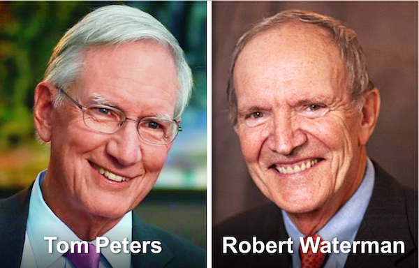 Tom Peters & Robert Waterman - In Search of Excellence