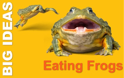 Eating Frogs