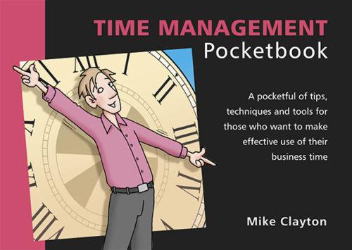 Time Management Pocketbook Cover