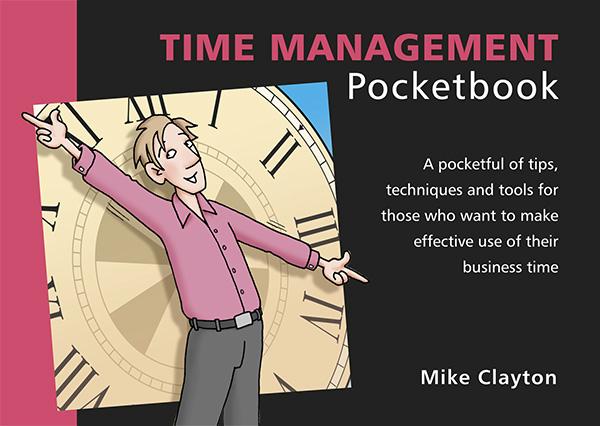 Time Management Pocketbook Jacket