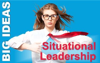 Situational Leadership Management Pocketbooks