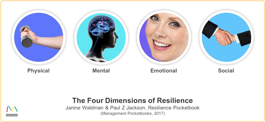 The Four Dimensions of Resilience