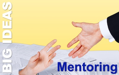 Mentoring - Passing on the Benefit of Your Experience