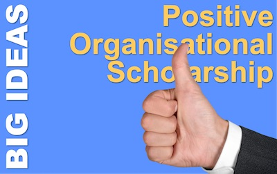 Positive Organisational Scholarship