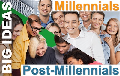 Millennials and Post-Millennials