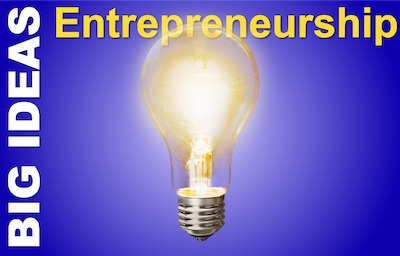 Entrepreneurship: Striking out on Your Own