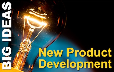 New Product Development - NPD: Something Shiny to Sell