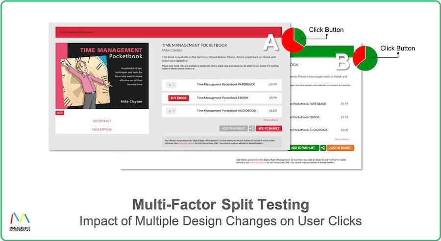 Multi-Factor Split Testing