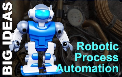 Robotic Process Automation: RPA